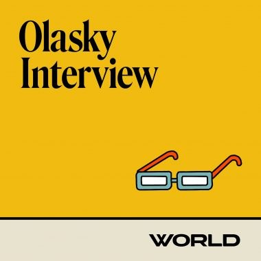 WORLD Podcast Cover Olasky Interview