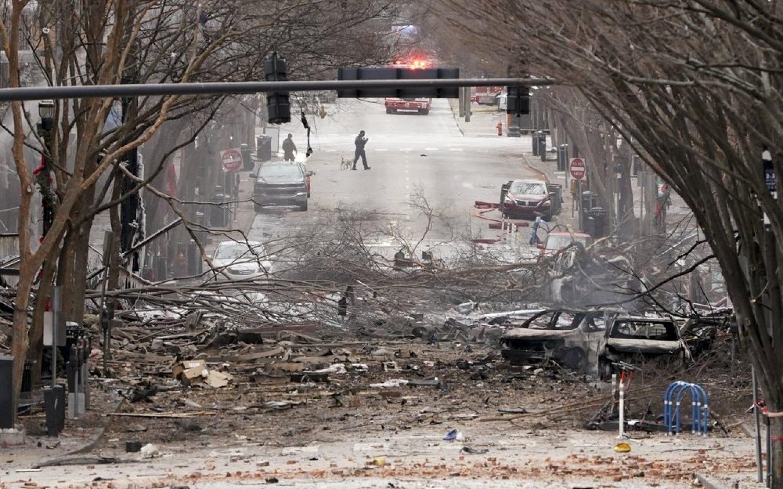 FBI to investigate Nashville bombing