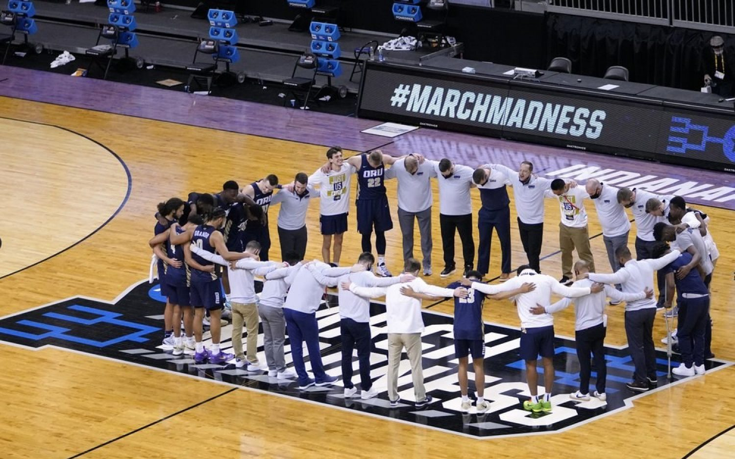 Big upsets mark early rounds of the NCAA Tournament