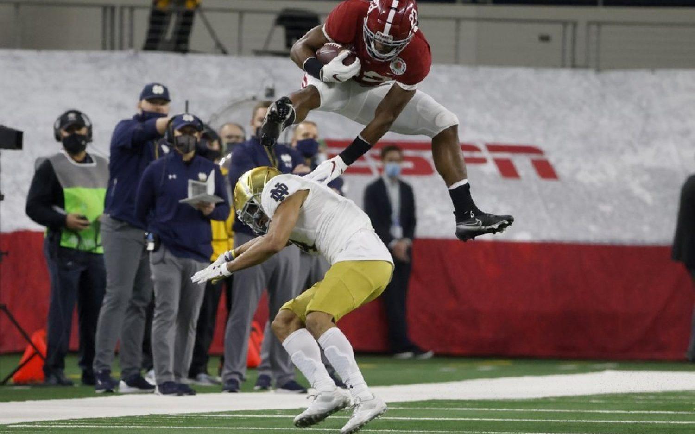 Alabama and Ohio State win playoff games