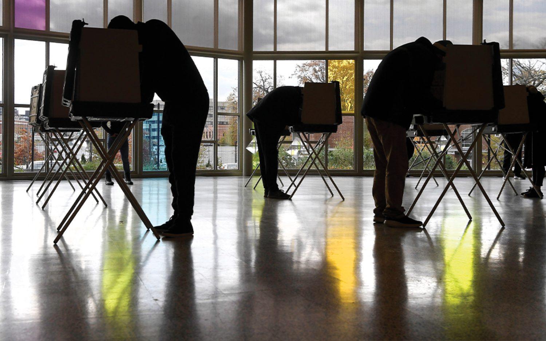 Election reform tug of war