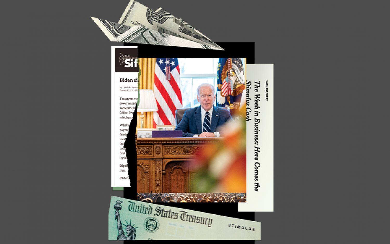A stuffed stimulus