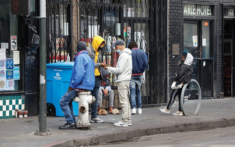 San Francisco's compassion crisis