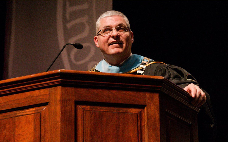 Southwest Baptist University president steps down