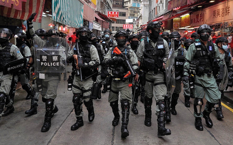 Hong Kong: A city on the brink