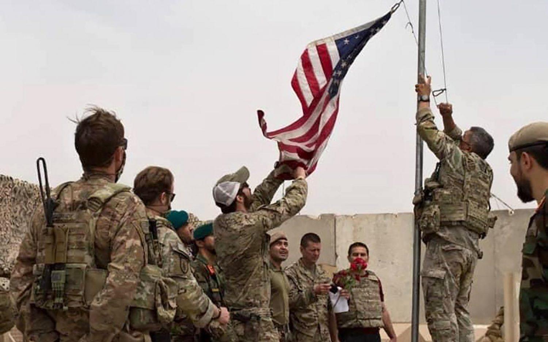 Attacks soar in Afghanistan as troop withdrawal begins