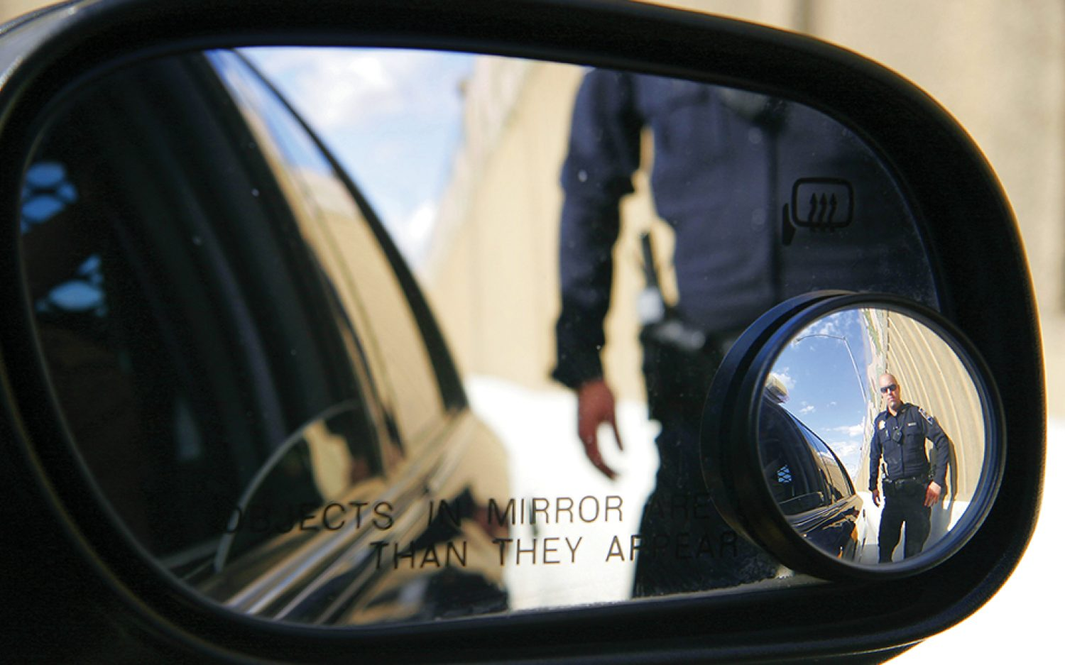 The trouble with traffic stops