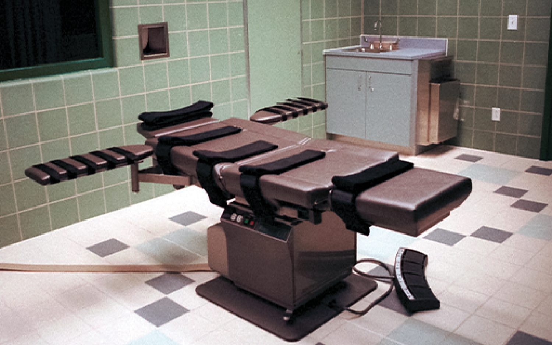 Capital punishment resumes