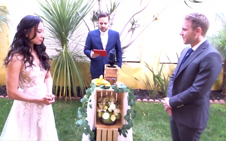My wonderfully strange wedding