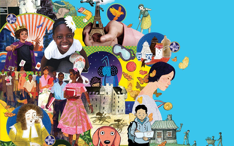 2020 Children's Books of the Year