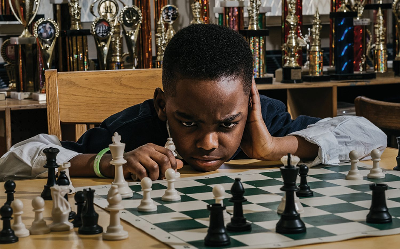 Chess frenzy