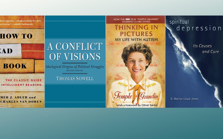 Four classic books