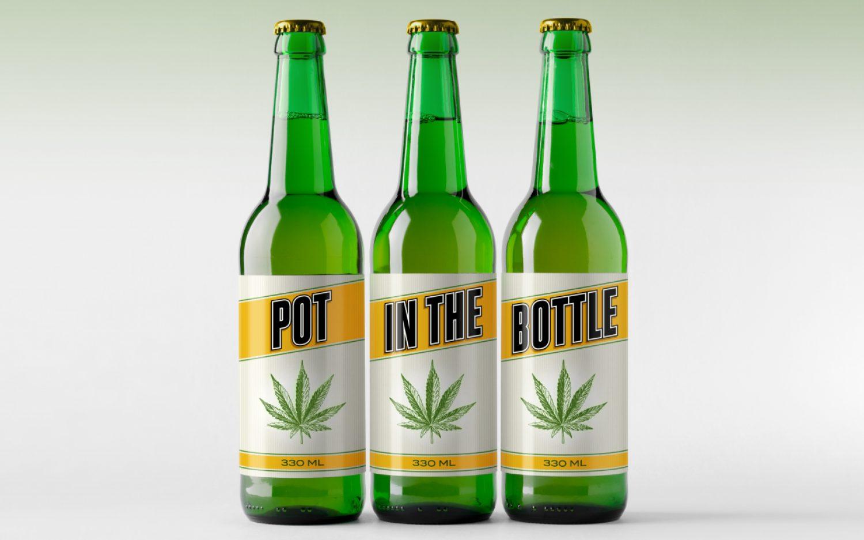 Pot in the bottle
