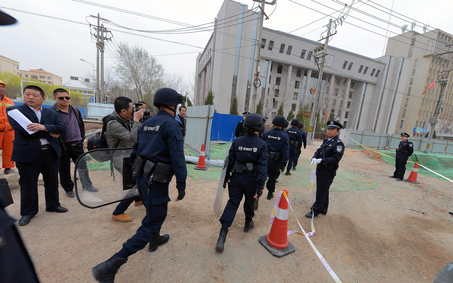 The puzzle of China's low crime rates