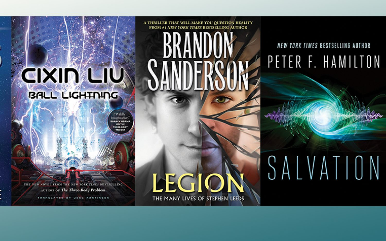 Science fiction novels
