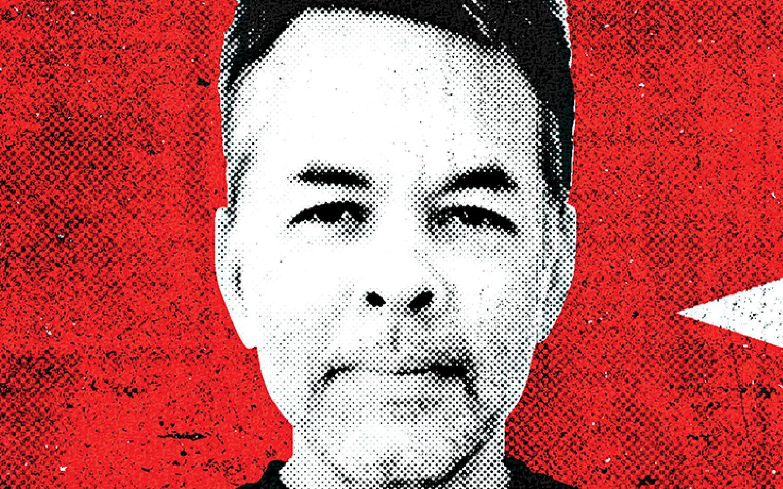 Prisoner of a lawless regime