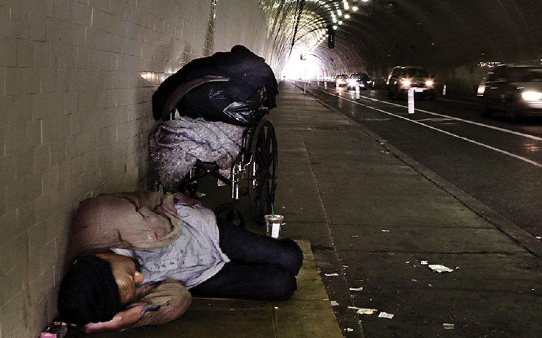 Homeless heartbreak