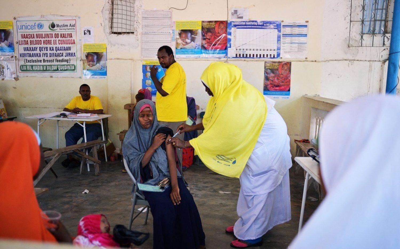 Is Kenya's tetanus vaccine a secret sterilization campaign?
