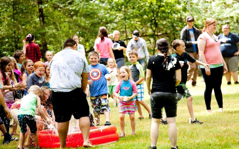 Kids, parents rejoice as summer camps reopen