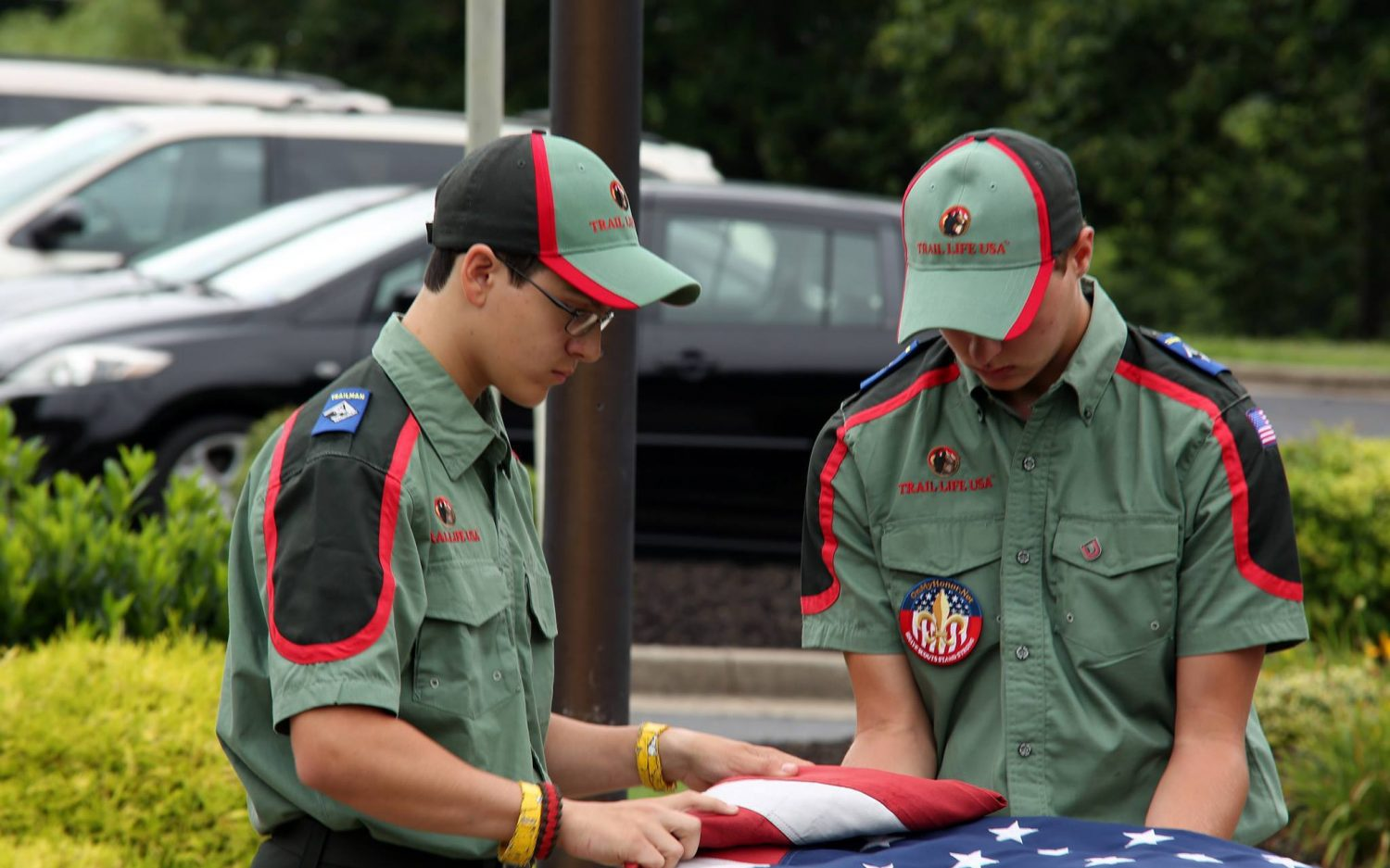 Christian scout group grows as BSA declines