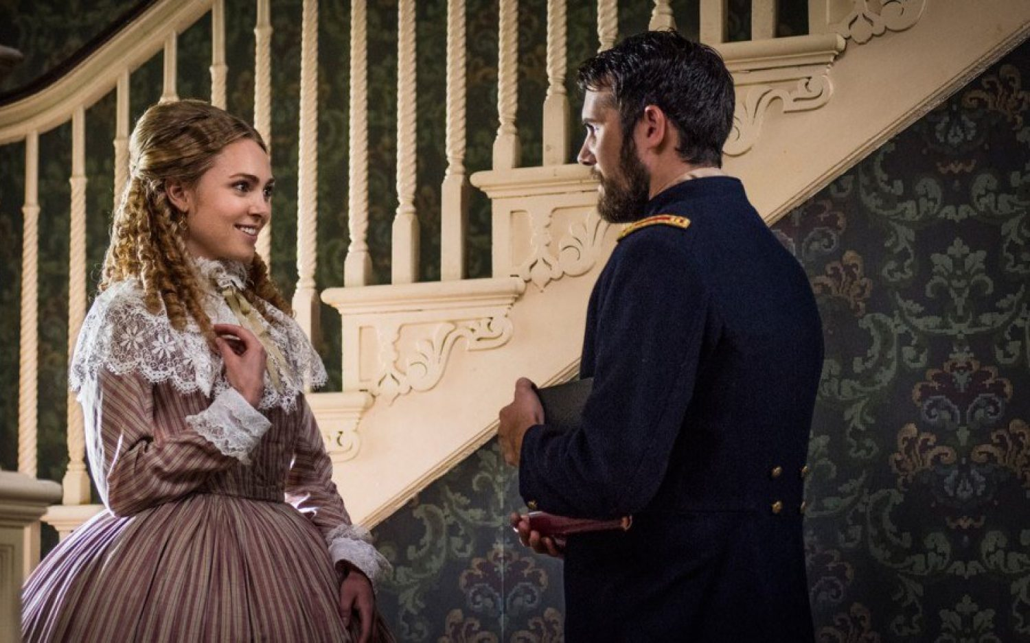 <em>Mercy Street</em> captures the fractures, fears, and frills of the Civil War era