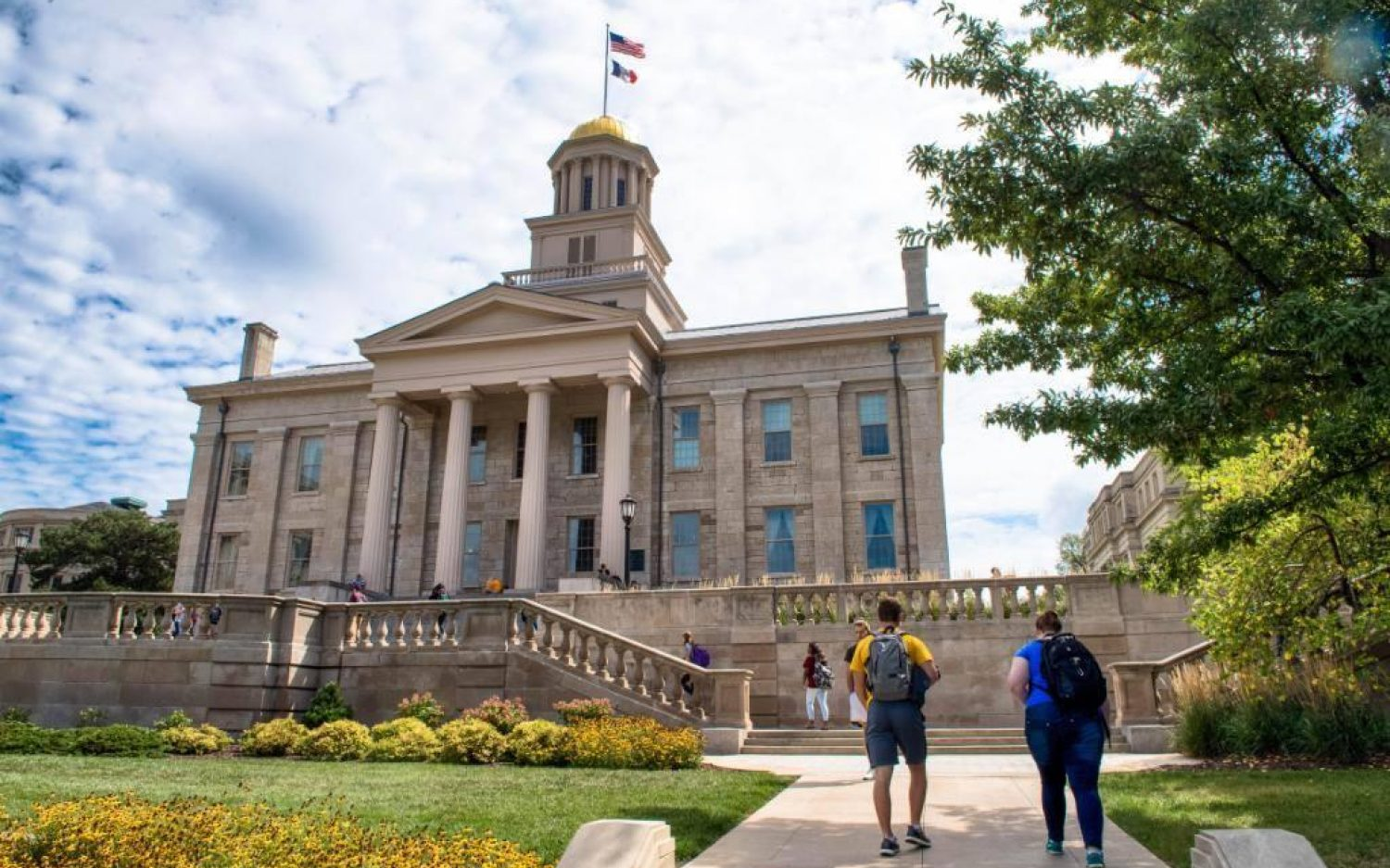 University of Iowa forces Christian group off campus
