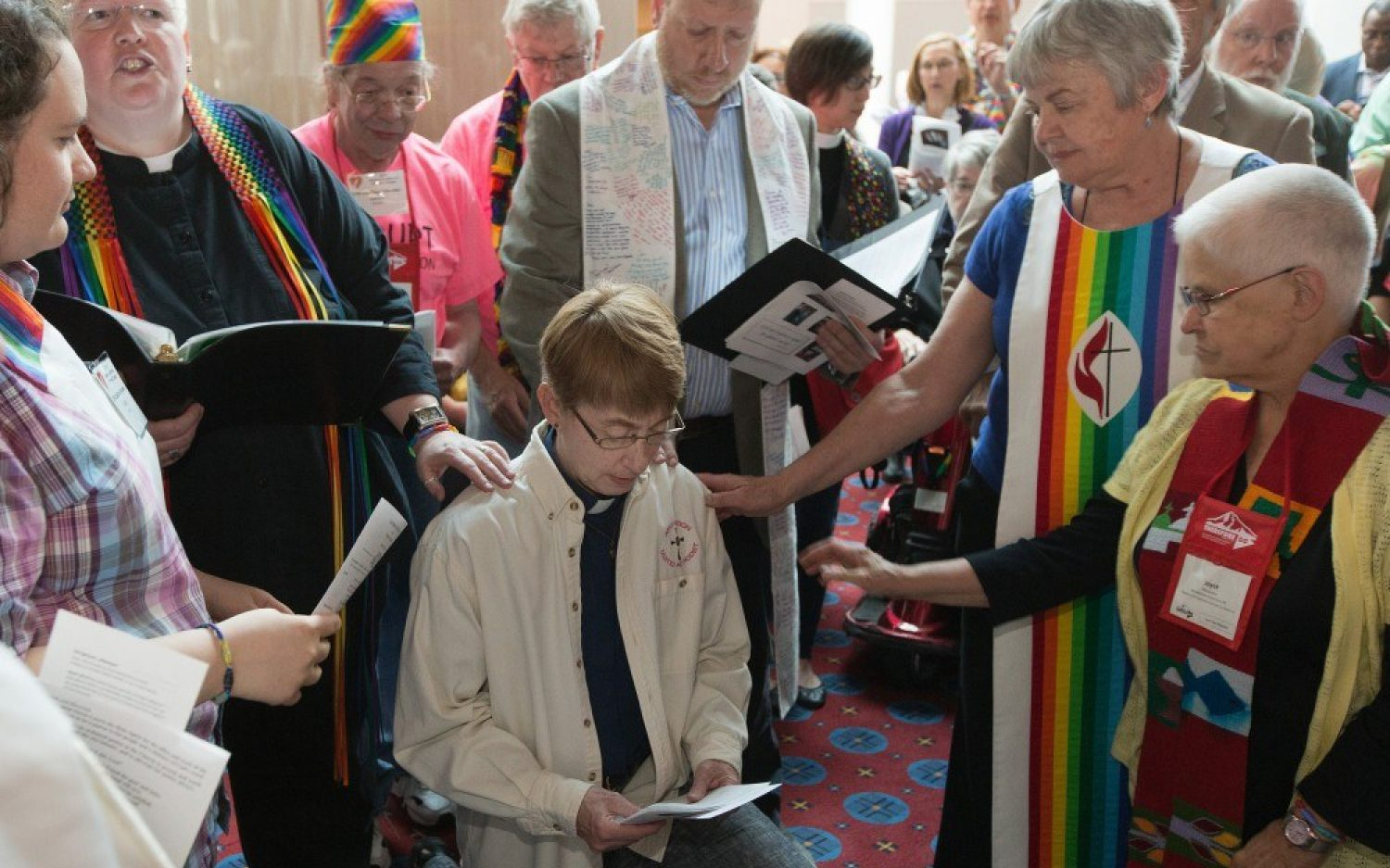 Methodists postpone decisions on sexuality, marriage