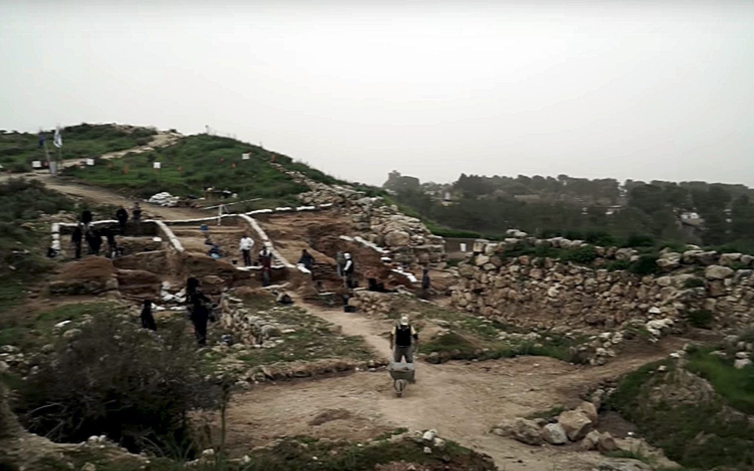 Archeologists uncover city gate destroyed by Hezekiah