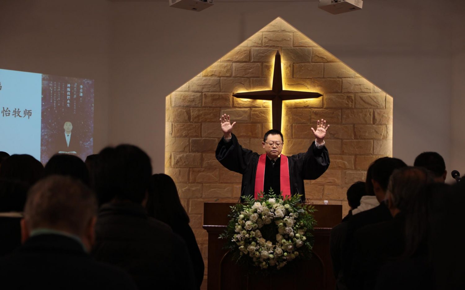 Detained Chinese pastor writes of true freedom