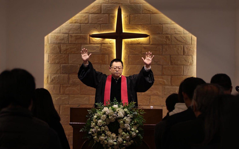 China sentences Early Rain pastor