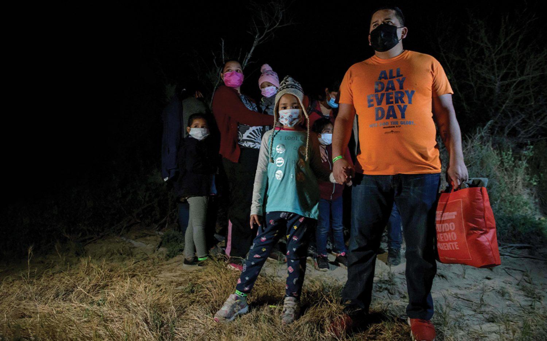 Border backtracking