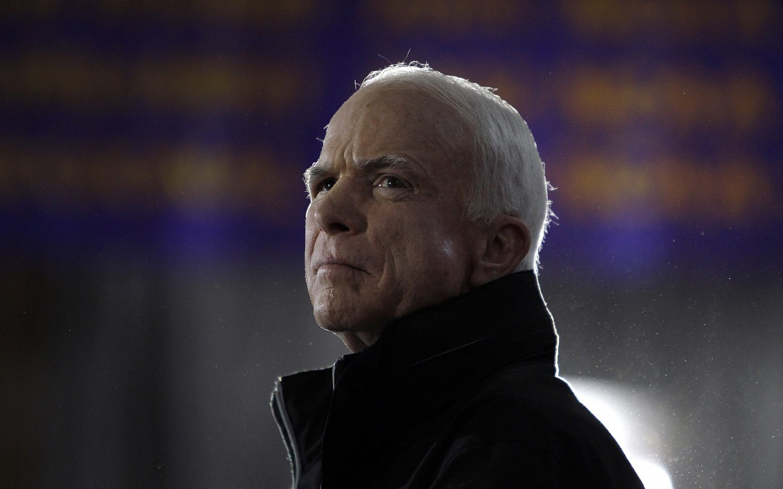Sen. John McCain, war hero and statesman, has died