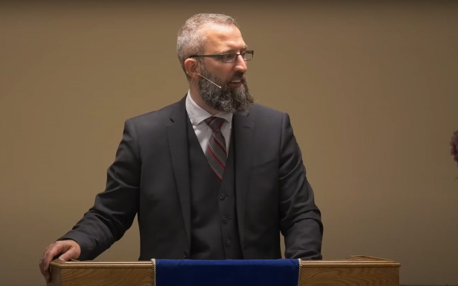 Canadian pastor jailed over pandemic violations