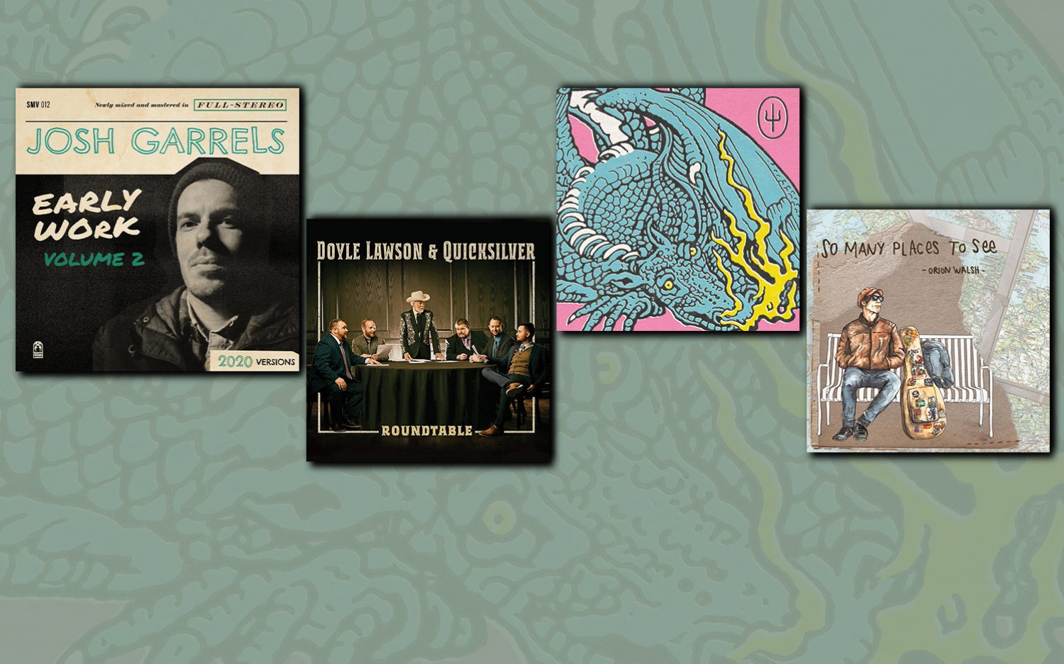 Folk, funk, and more