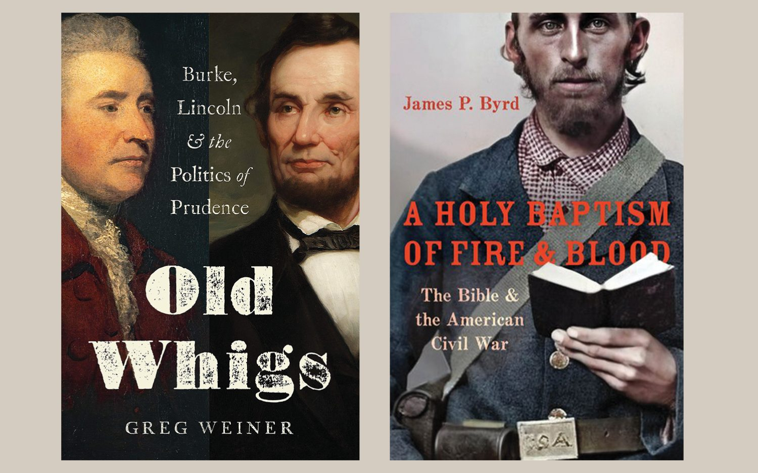 Old Whigs, new wineskins