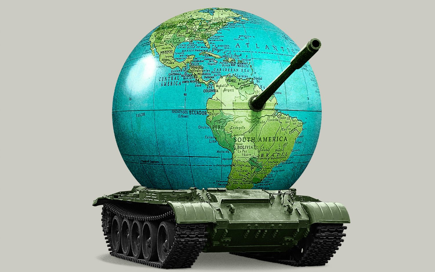The race to rearmament