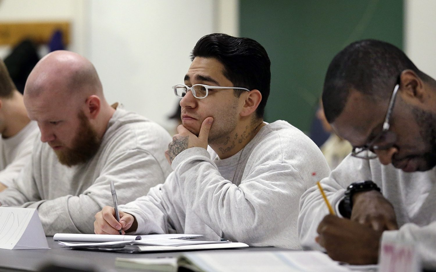 Congress restores college funding for inmates