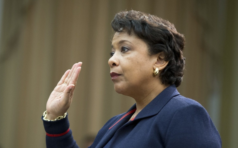Lynch silent on FBI's Clinton decision