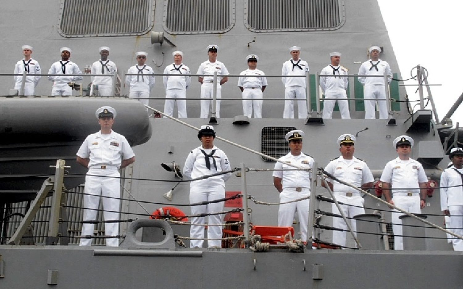 Navy ready to train sailors on transgender acceptance