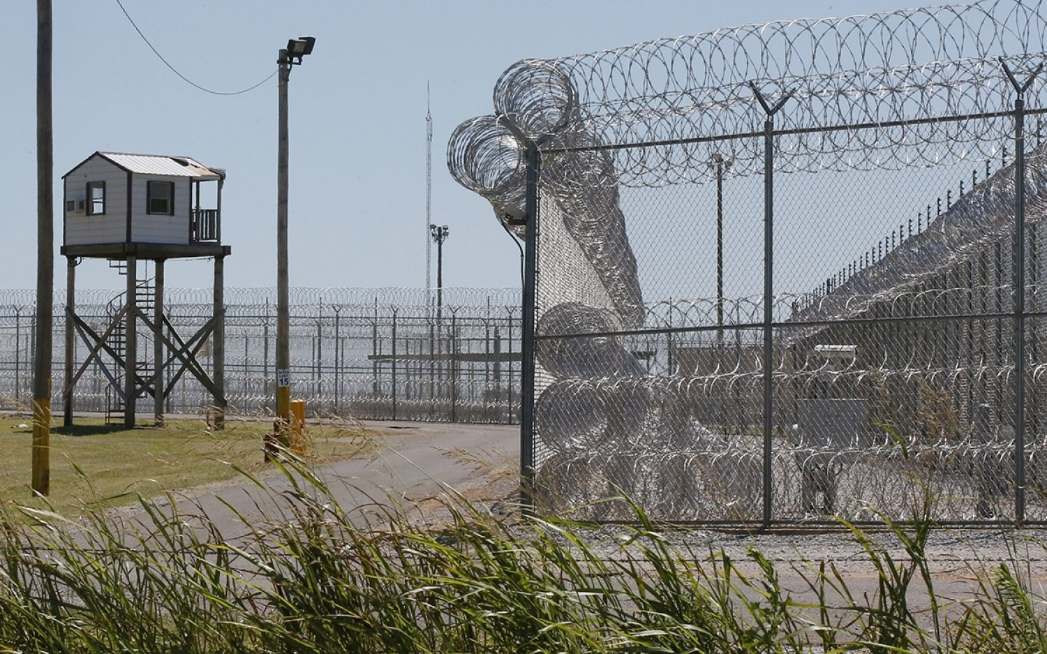 Biden takes one small step for prison reform