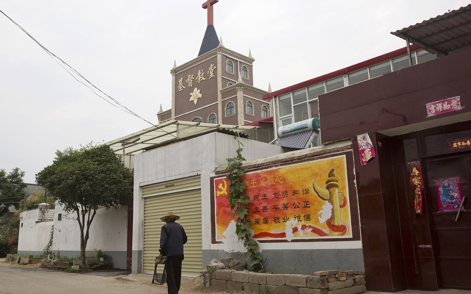Chinese Christians describe torture at camps