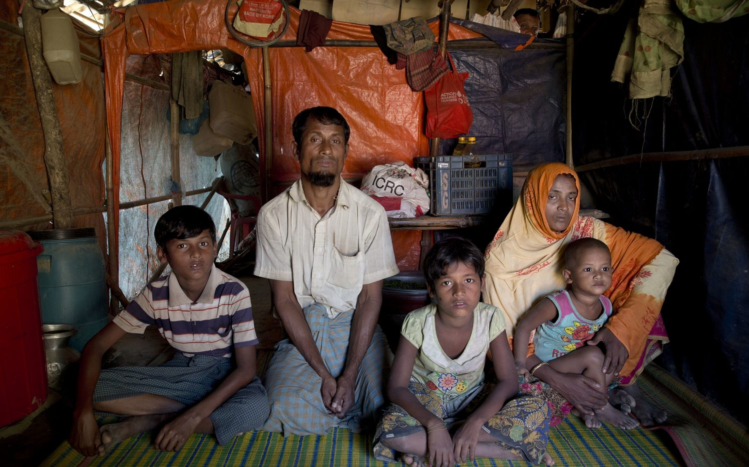 Refugees fear what Myanmar will do if they go home