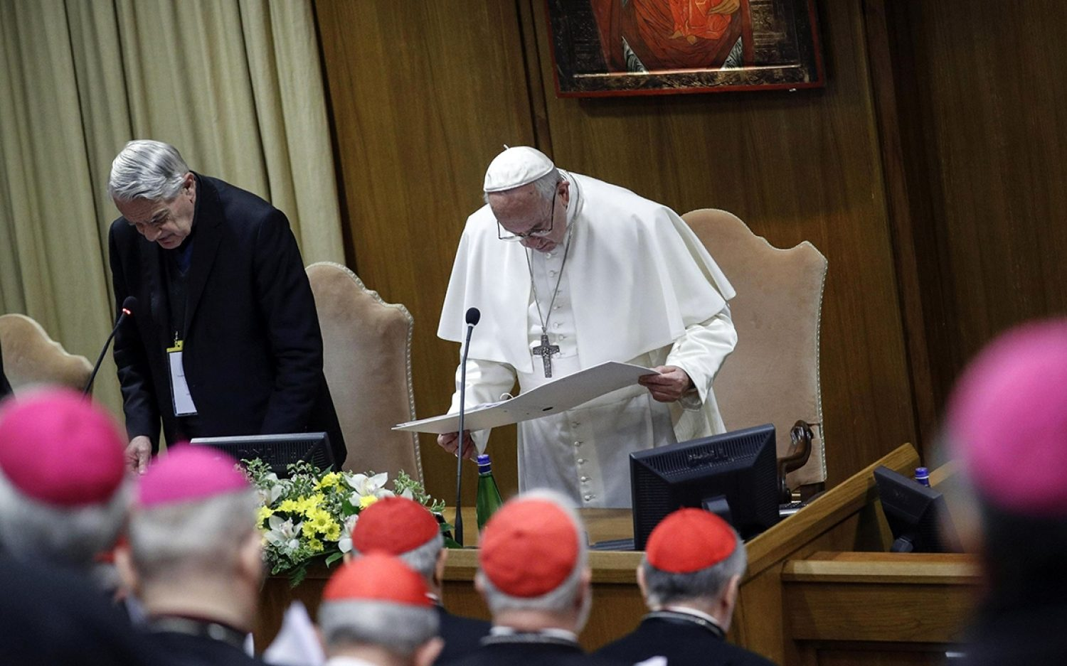 Vatican summit brings little hope for change