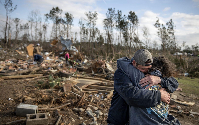 Alabama tornado was worst in U.S. in six years