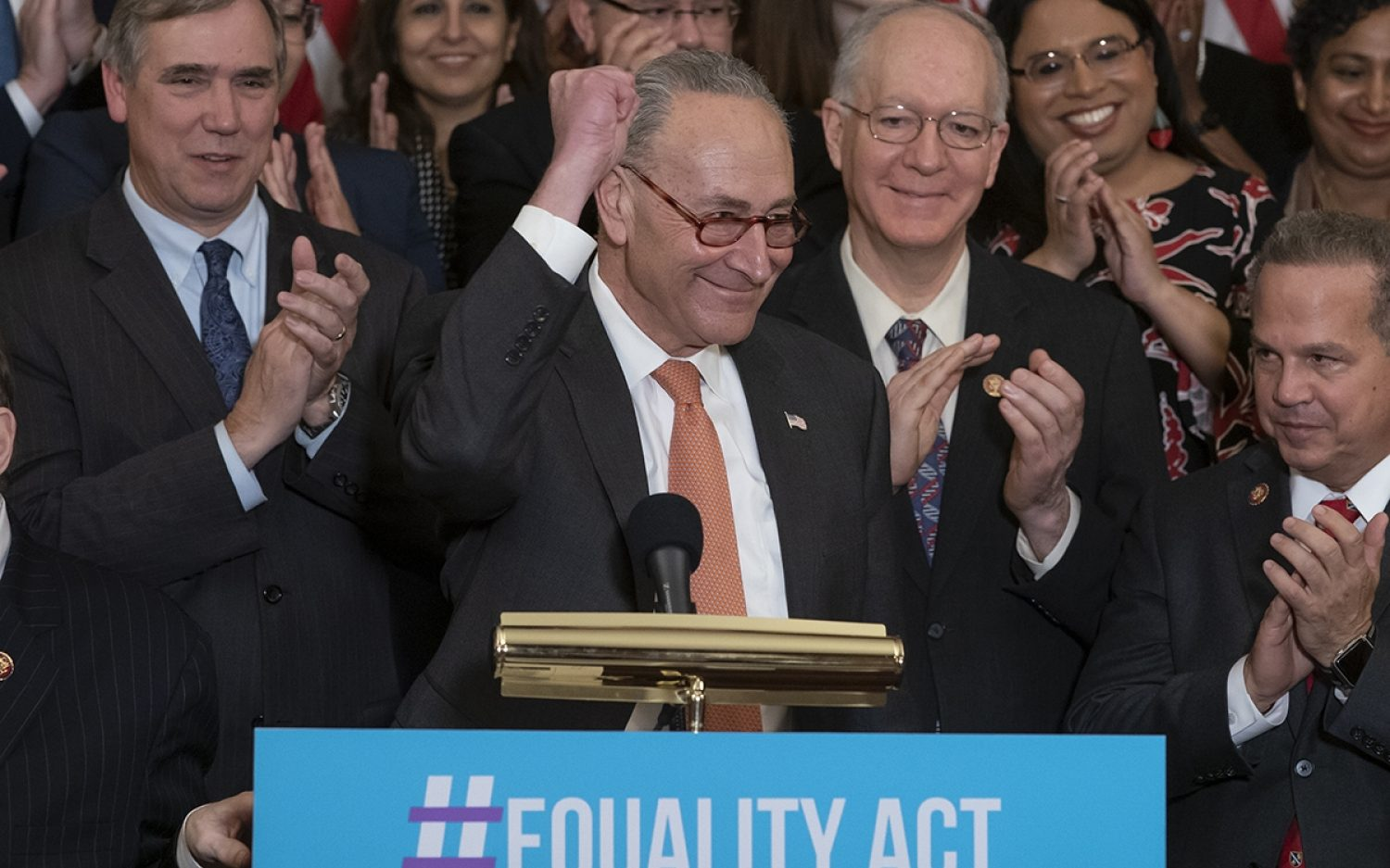 The misleadingly named Equality Act resurfaces