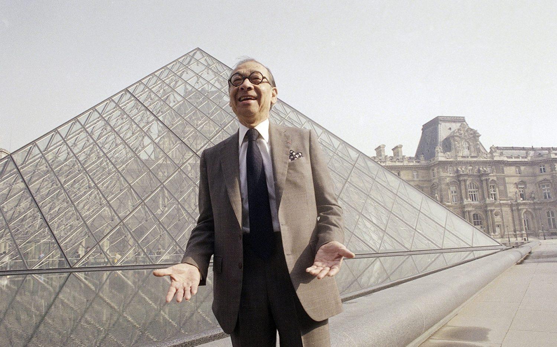 Renowned architect I.M. Pei dies at 102