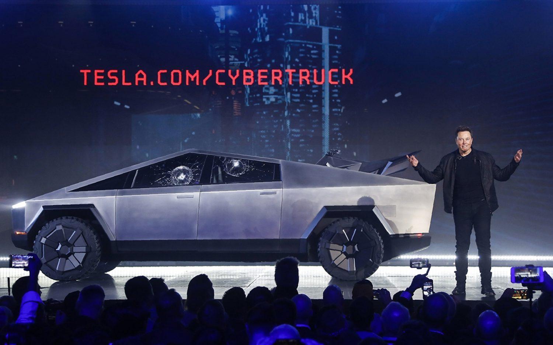 Tesla readies Cybertruck