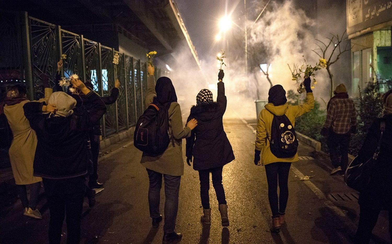 Protests erupt in Iran