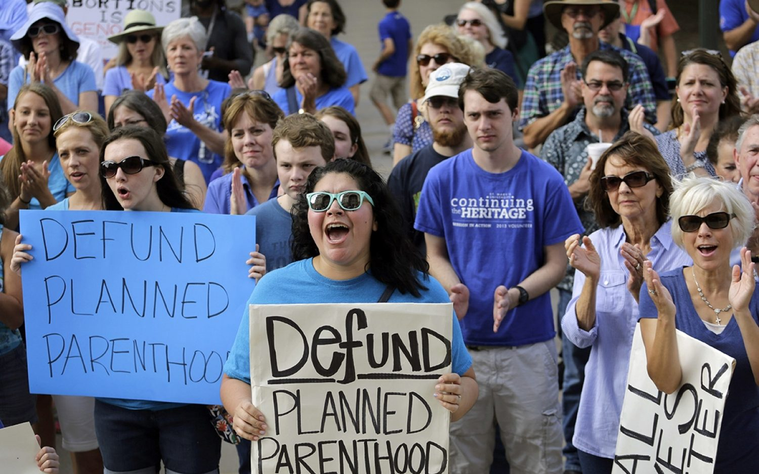 Battle over sanctuary cities for the unborn cools down