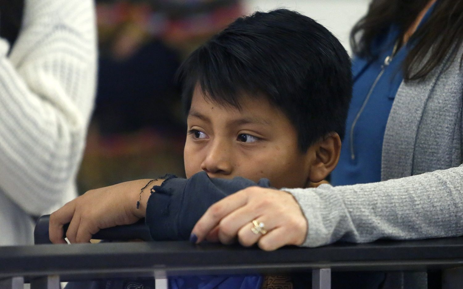 Immigrant families still separated